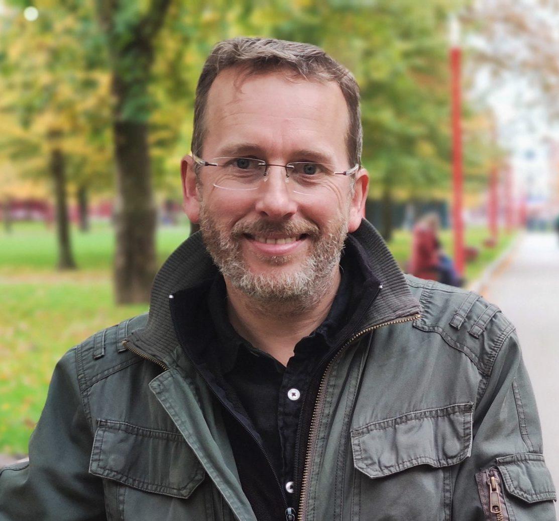 portrait de Julien Dubois