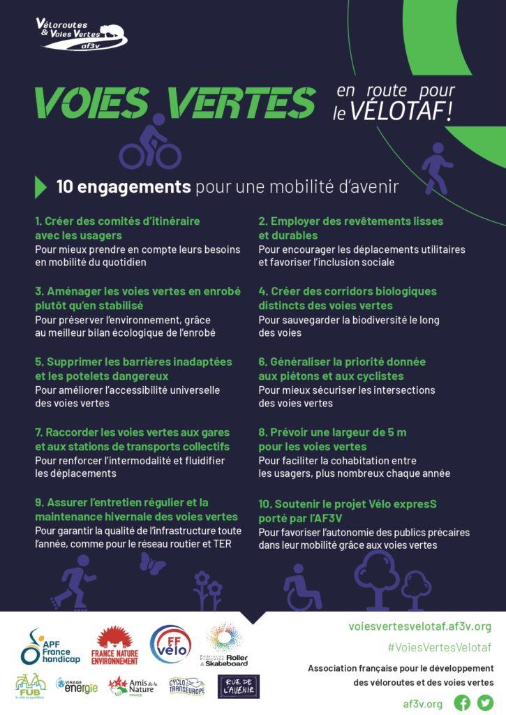 10 engagements AF3V